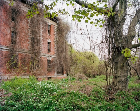 Nurse's Home, North Brother Island, New York