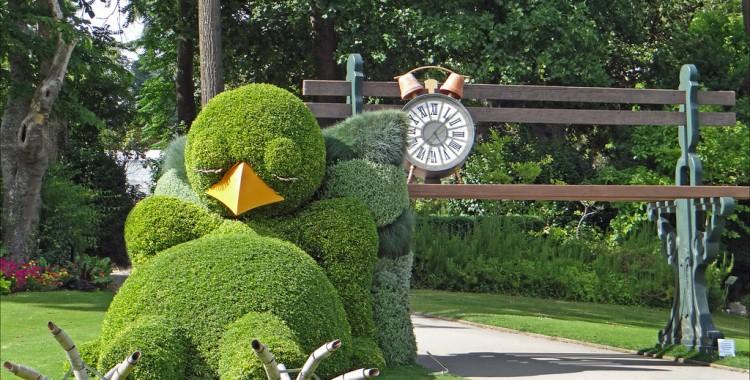 Vertenville quand la nature s 39 invite en ville - Parcs et jardins de france ...